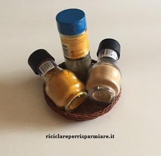 Curcuma-Zenzero-Pepe per la preparazione dell'Unguento d'oro con cera d'Api