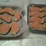 Crostini di pane con pomodoro 🍅