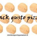 Snack gusto pizza