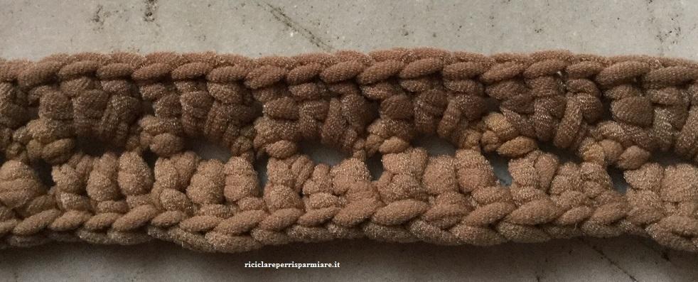 Collana di lycra