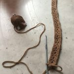 Una collana di lycra