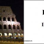 Come riciclare dopo una visita a Roma, compito di realtà