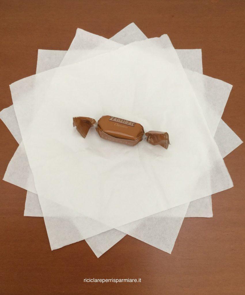Come Riciclare Carta Segnaposto Natalizi Ricicla Carta